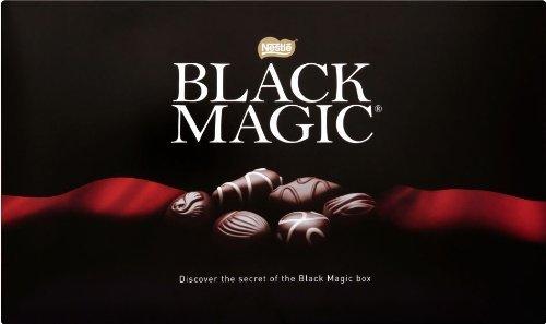 Nestle Black Magic Boxed Chocolates 1 X 376g