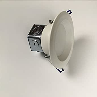 brightfour 4inch led downlight recessed lighting kit