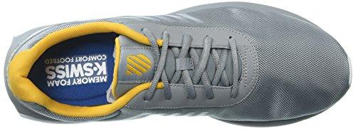Sneaker Infinity Cmf Da Uomo K-swiss Mens Titanio / Oro Artigianale