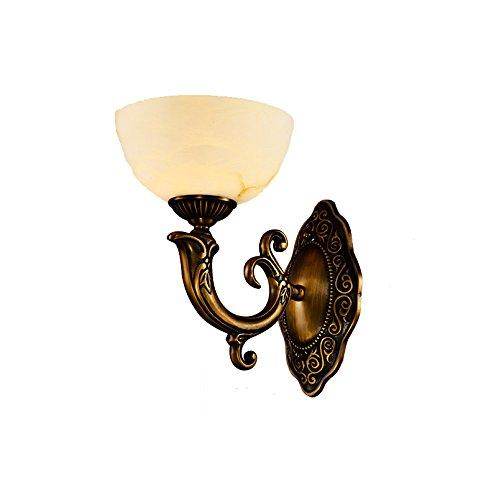 Chen Lampada da parete della lampada da parete della lampada di vetro del resto della lampada