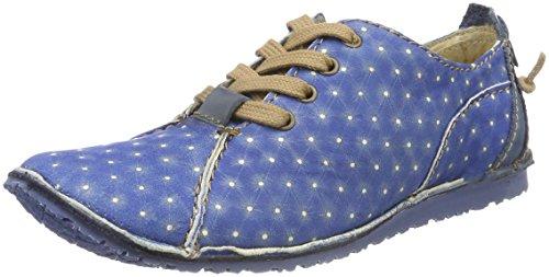 Jeans Blau Rovers Donna Stringate Scarpe Blu Jeans Oxford qwYYgvRxz