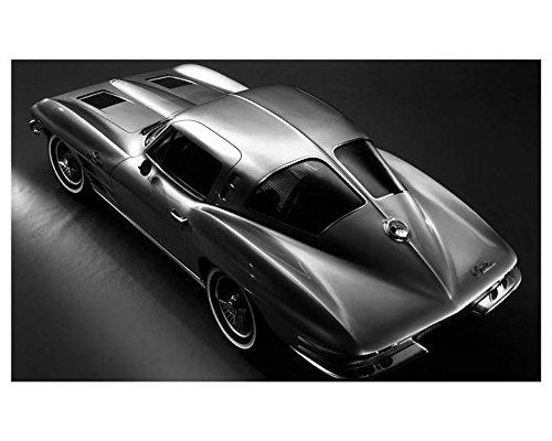1963-chevrolet-sting-ray-corvette-automobile-photo-poster