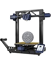 """ANYCUBIC Vyper 3D Printer, Auto Leveling Upgrade FDM Printer Integrated Structure Design with TMC2209 32-bit Silent Mainboard and Removable Magnetic Platform, 9.6""""(L)x9.6""""(W)x10.2""""(H) Large Print Size"""