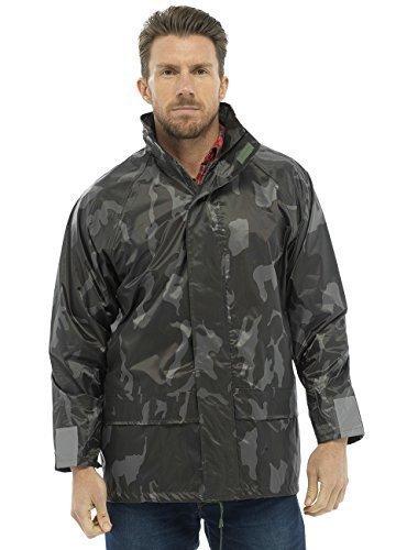 Deals Légère D'extérieur Veste Camouflage Hari De Avec Imperméable Hommes Pour Capuche PgXdw