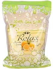 املاح للاستحمام برائحة الياسمين والليمون ريلاكس - 600 جرام