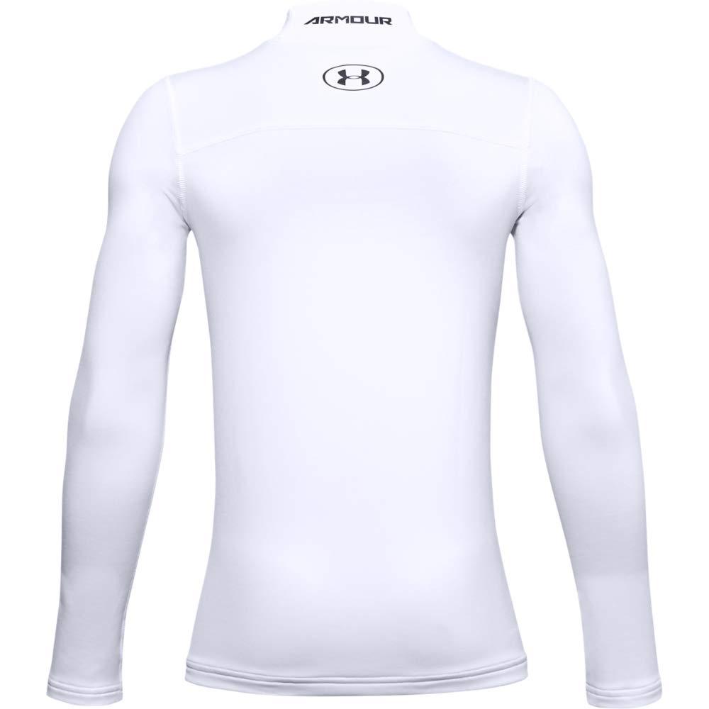 Under Armour Coldgear Armour Mock T-Shirt Manches Longues Gar/çon