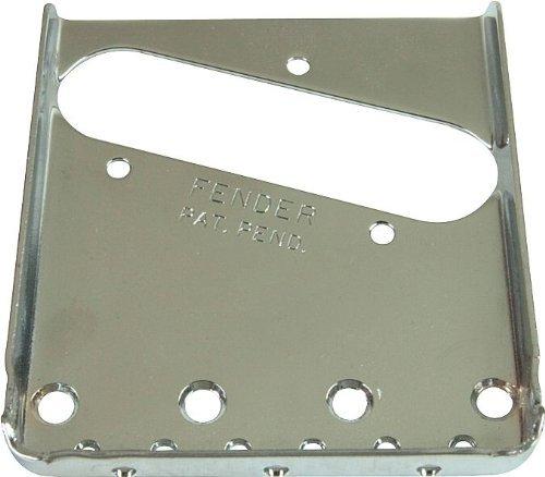 Fender Vintage Telecaster Bridge (Fender Vintage Tele Bridge Plate)