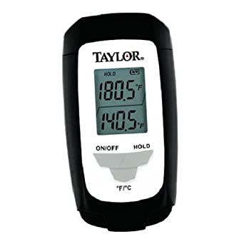 Taylor Precision Products Infrared Thermocouple Thermometer