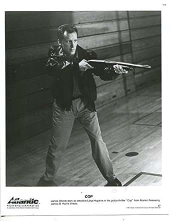 MOVIE PHOTO: COP-1987- 8 X 10-CRIME-DRAMA-JAMES WOODS ...