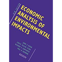 Economic Analysis of Environmental Impacts, second edition
