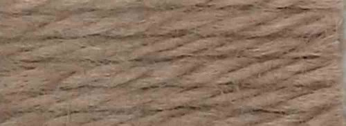 DMC 486-7519 Tapestry and Embroidery Wool, 8.8-Yard, Light Cocoa