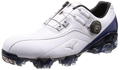 [ミズノ ゴルフ] ゴルフシューズ スパイク ジェネム008 ボア EE メンズ (現行モデル) 51GP180022240