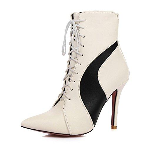 e numeri con di della ortografico donna colore di scarpe moda ZQ Beige QX alti bene i per Suggerimento tacchi grandi settimana da versatile qpxSWgcT