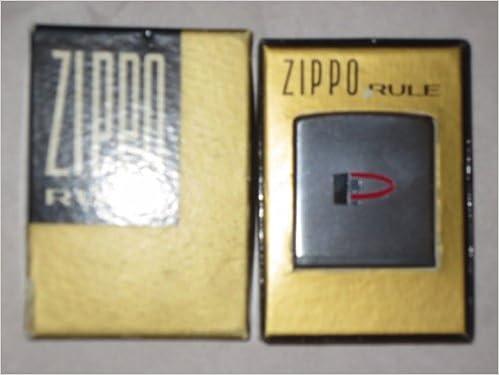 Amazon.com: RARE Zippo Rule ... Measuring Tape ... New Old ...