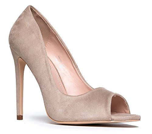 ed202c73e0e6 J. Adams Peep Toe High Heel Pumps – Party