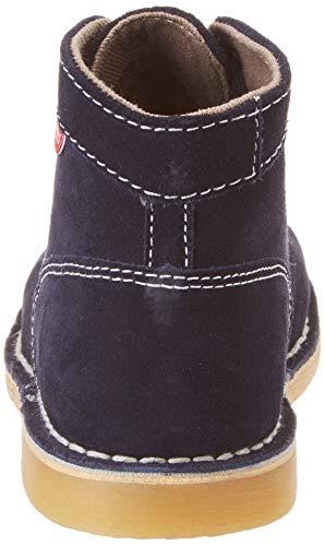 Stringate Donna Derby Scarpe Blu Kickers 10 Orilegend Perm marine xSwqfE6f