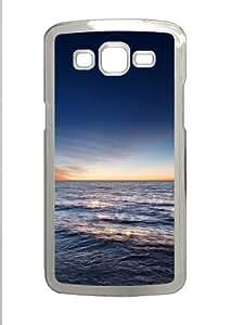 Samsung Galaxy Grand 2 Case - Magical Twilight Custom Samsung Galaxy Grand 2 Case Cover - Polycarbonate - Transparent