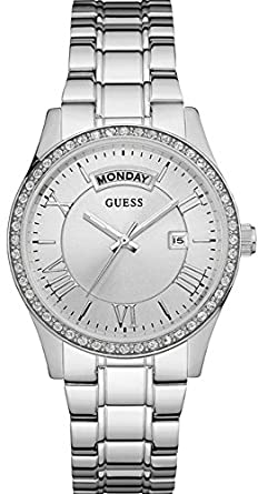 Image Unavailable. Image not available for. Color: RELOJ GUESS W0764L1 MUJER