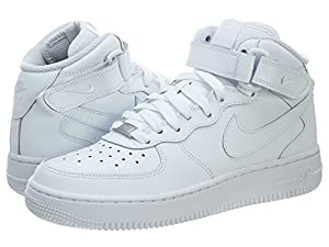 huge selection of fe35c eb288 ... Nike Air Force 1 Mid (GS) Big Kids Sneakers. upc 826218005763 product  image1