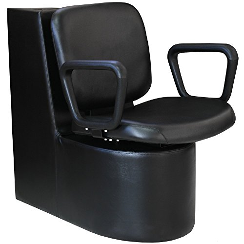 "Price comparison product image ""JORDAN"" Salon Beauty Equipment Black Handle BOX Dryer Chair DC-11"