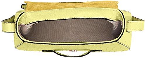 Chicca 8616 yellow Yellow Jaune Borse Sac Bandoulière zz1r86n