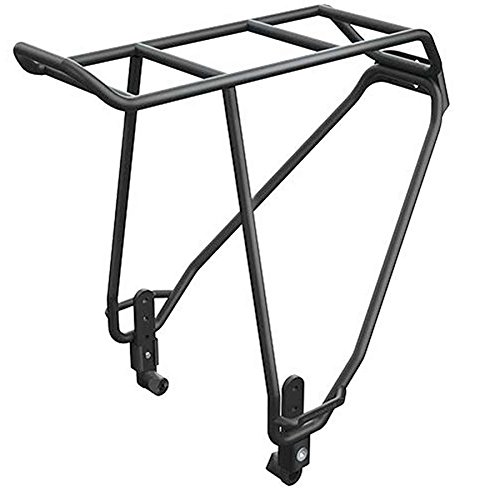 Blackburn Central Rear Rack Black, One Size