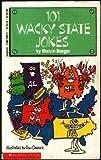 One Hundred One Wacky State Jokes, Melvin Berger, 0590444875