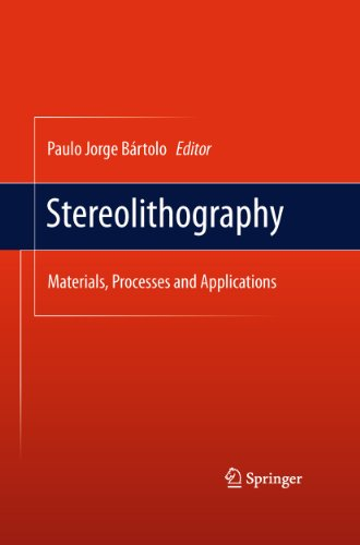 Stereolithography: Materials, Processes and - Single Suspension Micro