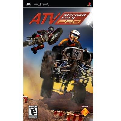 ATV OffRoad Fury Pro PSP 98648