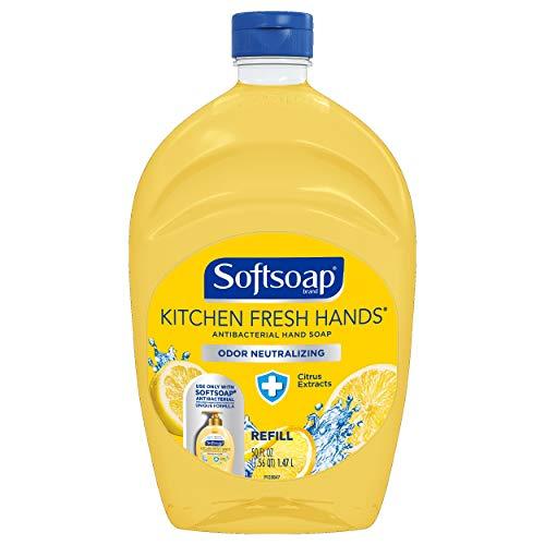 Softsoap Kitchen Fresh Hands Refill (50 Ounce)