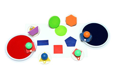 Giant Shape (Center Enterprise CE6735 READY2LEARN Giant Geometric Shapes Solids (Pack of 10))
