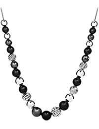 Elements Necklace with Black Onyx & Hematine