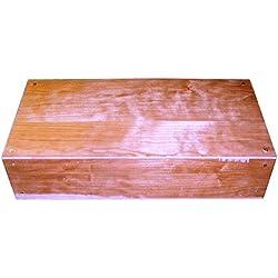Steve's Gift Shoppe Pet Coffin 23.75 x 11.75 X 5.5
