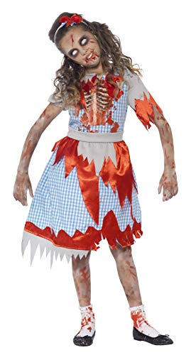 Country Girl Zombie Costume]()