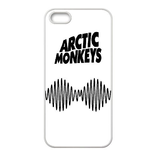 High quality Arctic Monkey logo, Rock band music,Arctic Monkey band protective case cover For Apple Iphone 5 5S Cases QH596718171