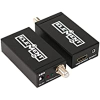 Element Hz Single Coax HDMI Extender Over Single Coax with F-Fitting Connector + IR (Up to 100m/328ft)