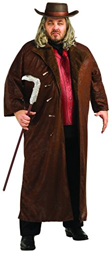 Rubie's Costume Co Men's Plus-Size Jonah Hex Quentin Turnbull Plus Size Costume, Multi, 1X