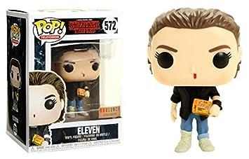 Funko Pop! Fernsehen Fremder Things Eleven # 572 (Neuer Punk ...