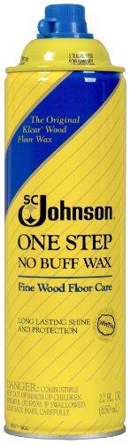 - S C Johnson Wax 00125 Johnson Wood Wax, 22-Ounce