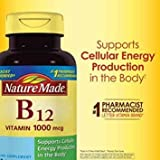 Nature Made Vitamin B-12 1000mcg Pack of 800 Softgels