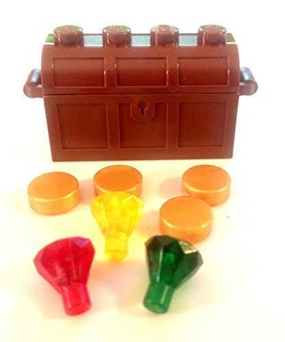lego gems and lego gold - 1