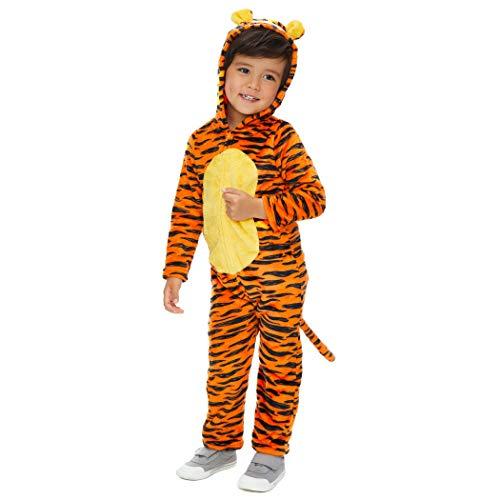 Disney Tigger Infant Baby Fleece Costume Hooded