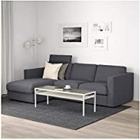 Amazon.com: IKEA.. 092.567.13 Vimle Sofa, with Chaise with ...