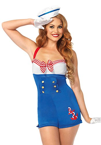 High Seas Honey Costume - X-Small - Dress Size 0-2