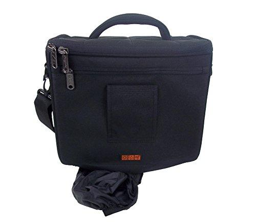 Ape Case ACPRO342W Metro Collection Medium Camera Case (Black)