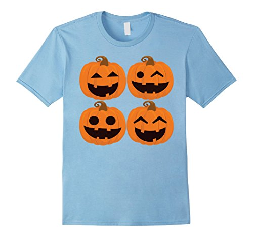 Mens Funny Pumpkins Of Halloween T Shirt For Magic Night Idea Tee Small Baby (Halloween 2017 Outfit Ideas)