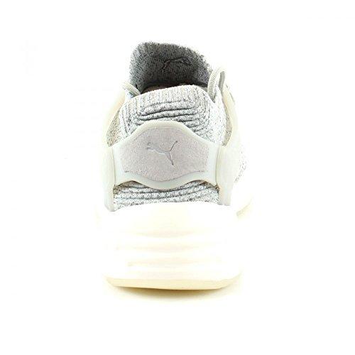 Whisper Puma blanc Cage gris Violet Baskets Blaze Steel Homme Mode evoKnit gris qgvBxwaq