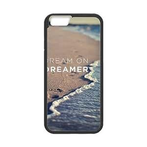 """Dream on dreamer DIY Case for Iphone6 Plus 5.5"""", Custom Dream on dreamer Case"""