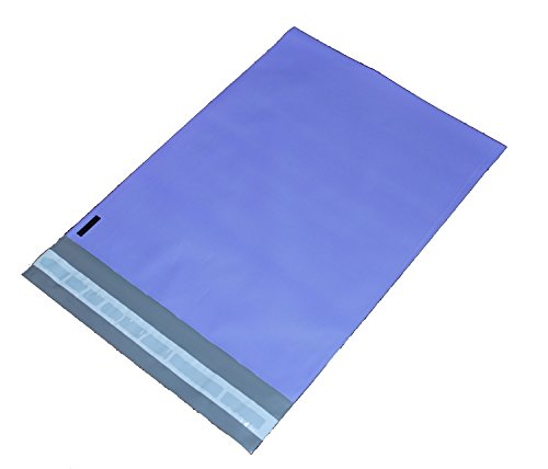 - 100 10x13 Purple Poly Mailers Shipping Envelopes Bags by ValueMailers