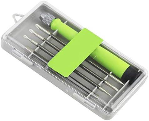 changchunST 腕時計修理 マイクロドライバー 8in1差替ドライバーセット 修理工具 精密機器 携帯電話 パソコン 交換 修理 工具